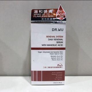 Dr. Wu 杏仁酸溫和煥膚精華15ml