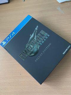 Final fantasy 7/ vii deluxe edition