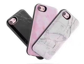 iPhone 7 大理石手機充電殼(可充電)