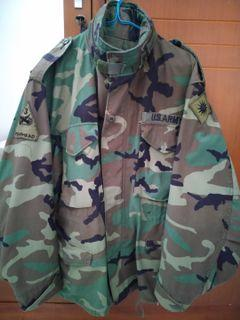 Jaket M65 Camo US Army / M65 Jacket