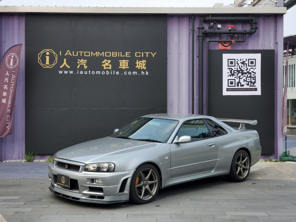 Nissan Skyline GTR R34 V spec Manual