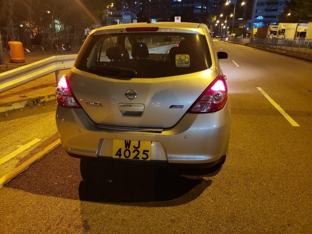 Nissan TIIDA 旅行牌 TIIdA Auto