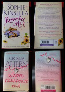 Novel Bahasa Inggris Bestseller