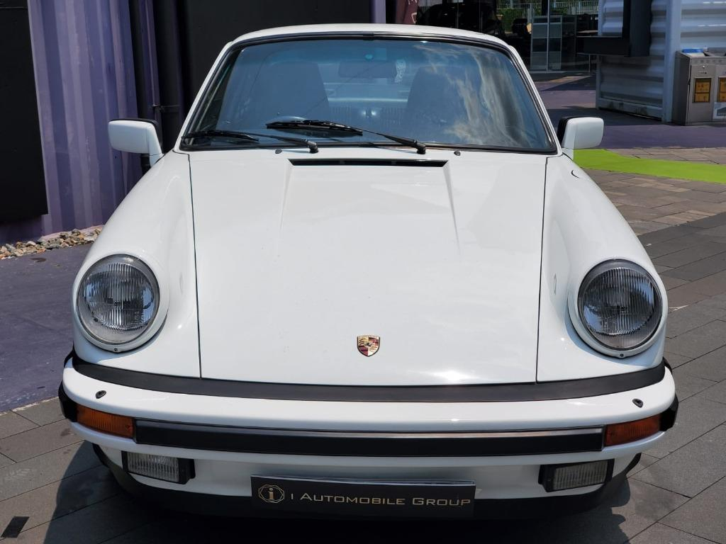 Porsche 930 CARRERA COUPE Manual