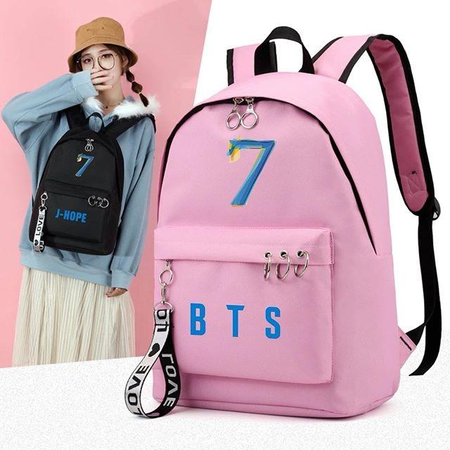PREORDER BTS MAP OF THE SOUL 7 DESIGN 2 BAG EXC POS