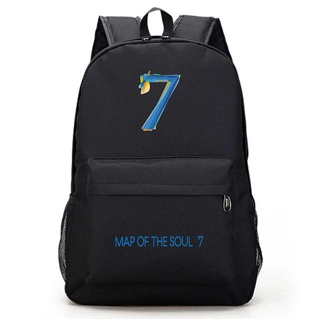 PREORDER BTS MAP OF THE SOUL 7 DESIGN 3 BAG EXC POS