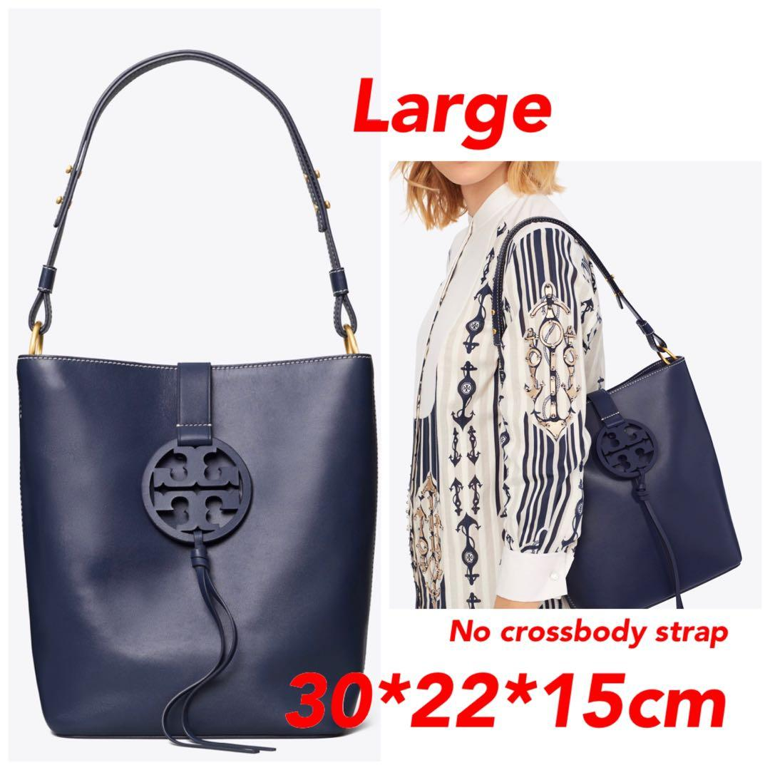 Ready Stock authentic coach McGraw miller large crossbody sling bag bucket bag