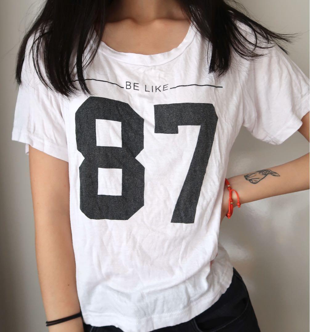 Size xs: cute white crop top