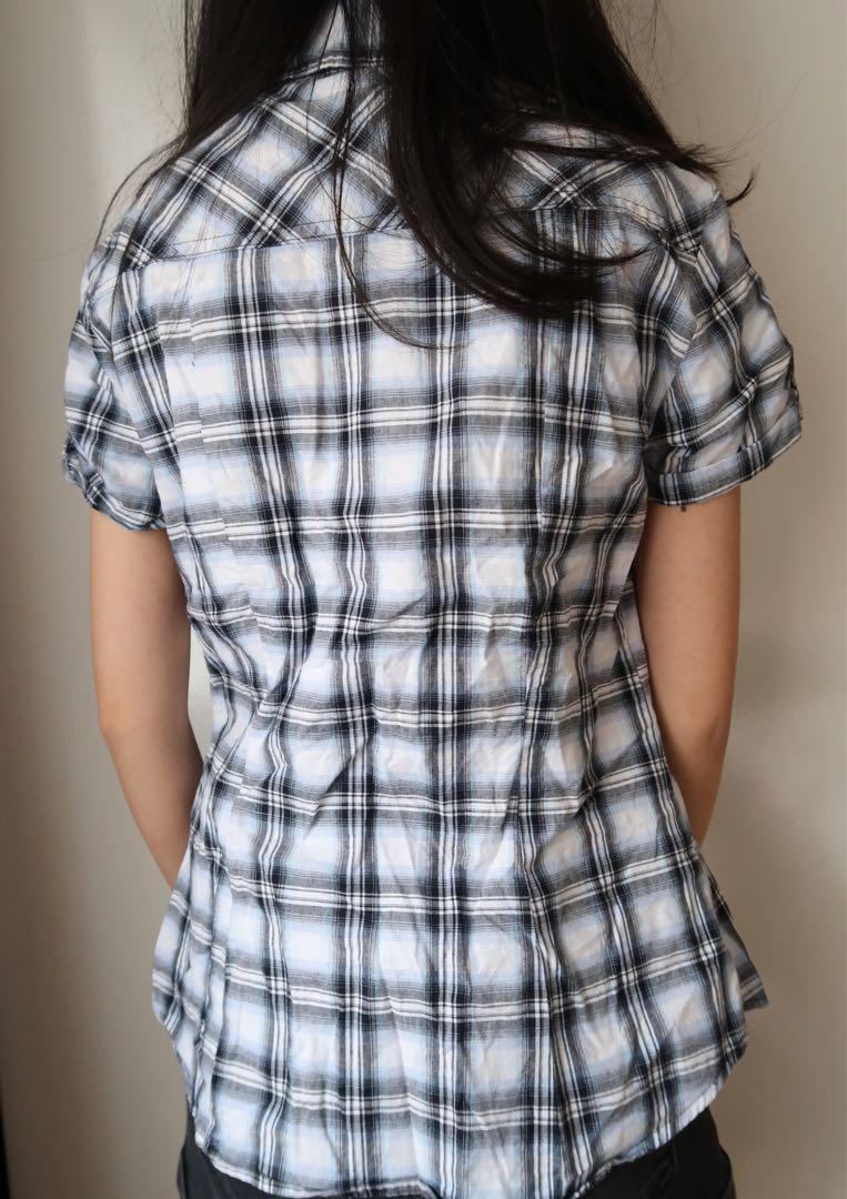 Size xs: flannel