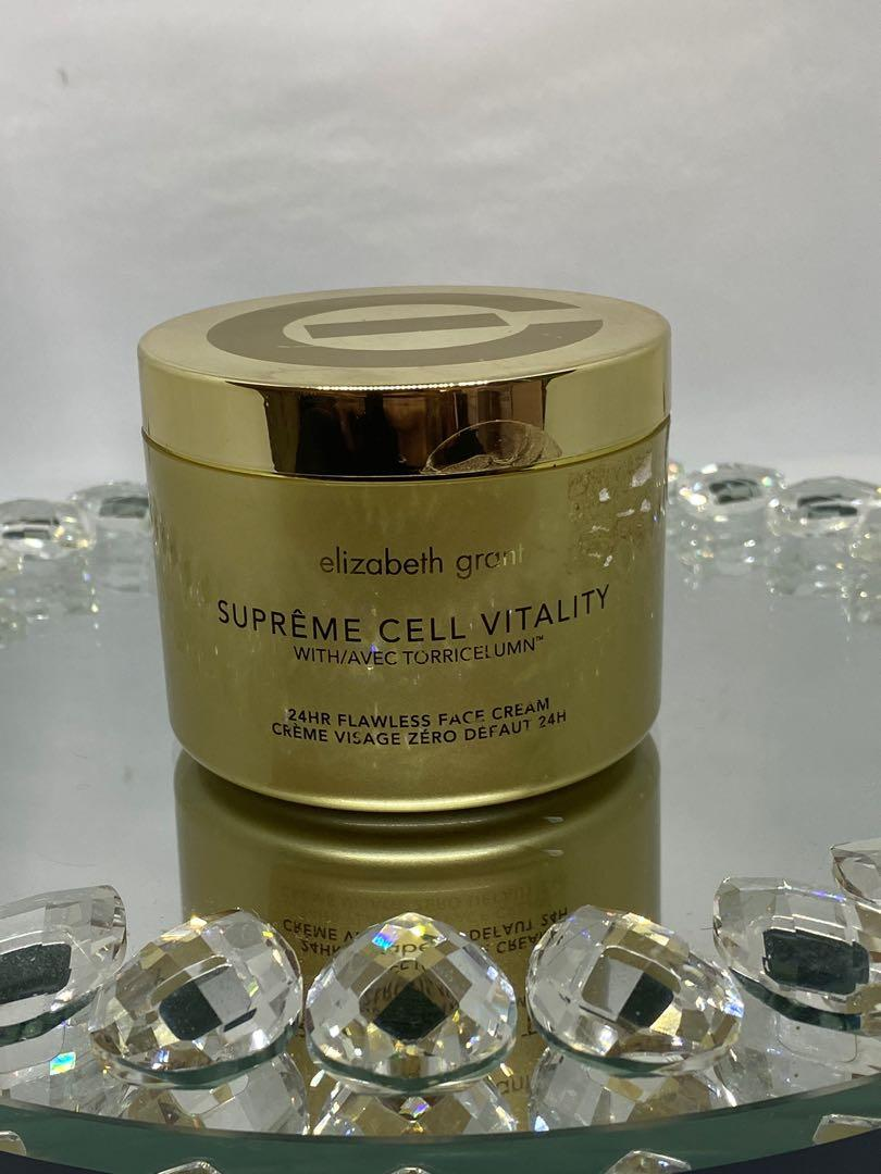 Supreme Cell Vitality 24HR flawless face cream 200 ml retails for $280