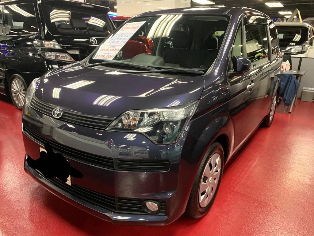 Toyota Porte Spade  Auto