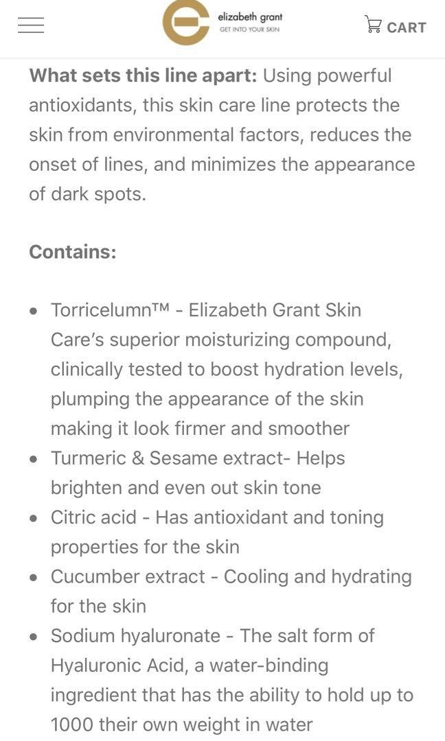 vitamin c5 Turmeric and sesame brightening mask 50 ml retails for $35