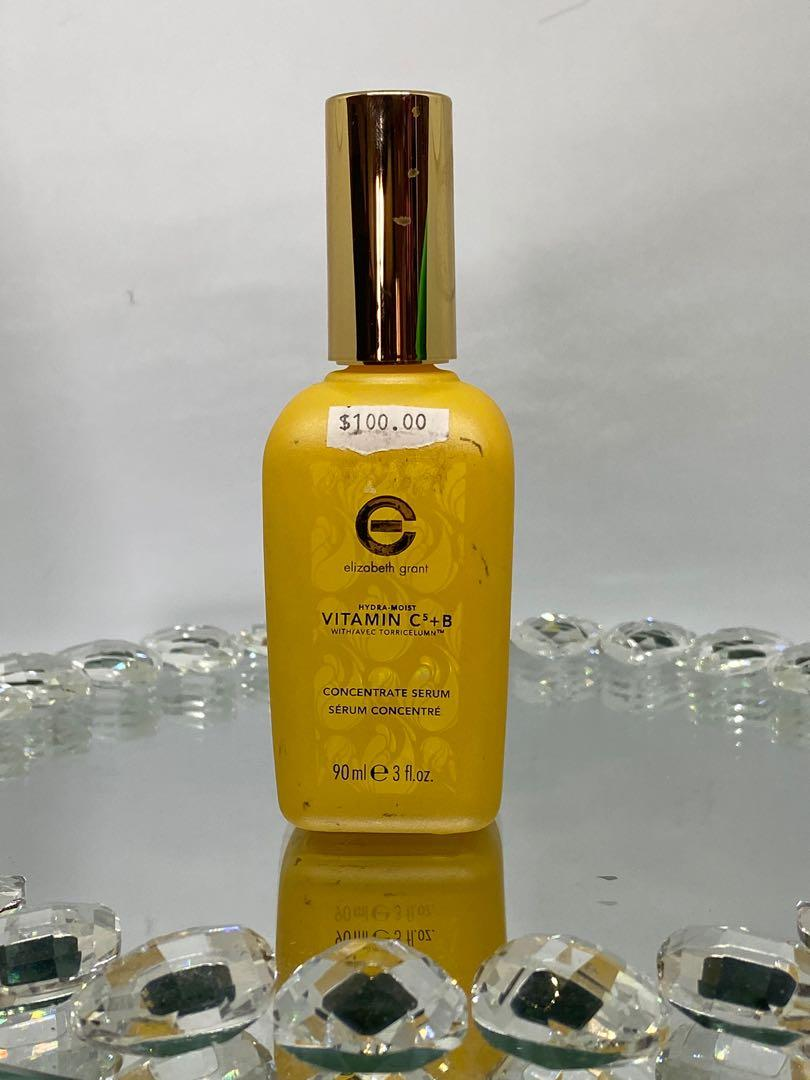 vitamin C5+B concentrate serum 90 ml retails for $100