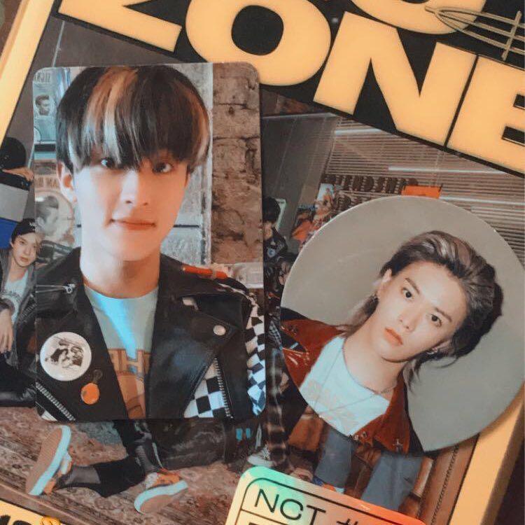 [WTT] NCT 127 Neo Zone Album (N ver.) - mark pc & yuta cc