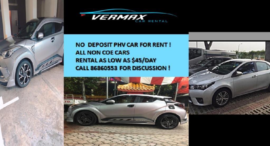 car for grab and gojek at a good price no deposit