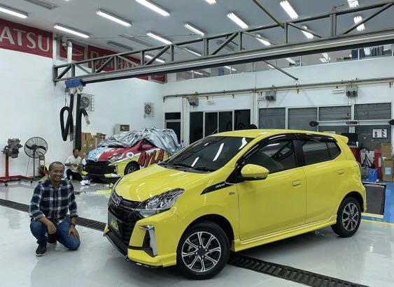 DP MURAH NEW Daihatsu Ayla mulai 10 jutaan. Daihatsu Pamulang