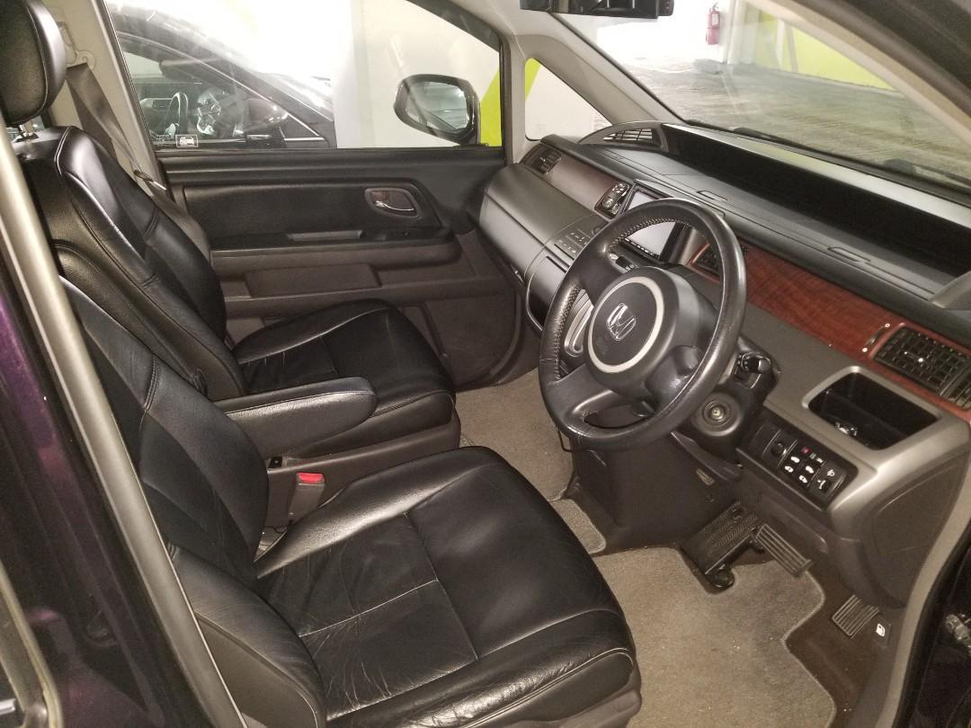 Honda Stepwagon RG1 RG1 Auto