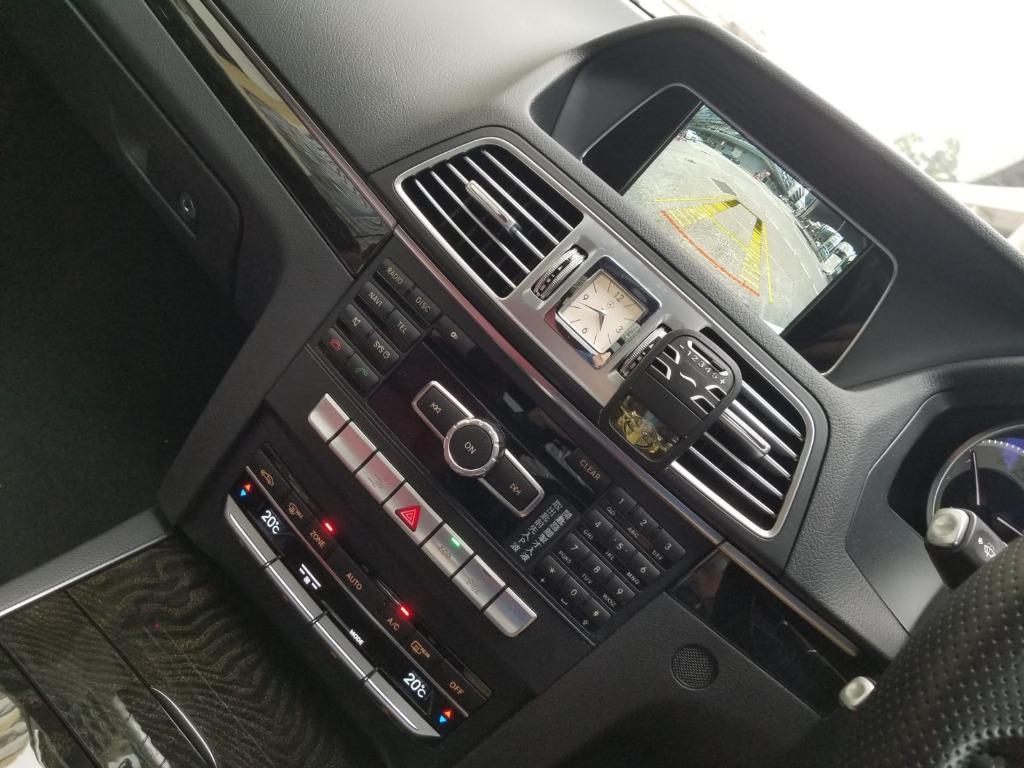 Mercedes-Benz E250 COUPE AMG Auto