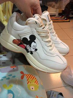 米奇老爹鞋