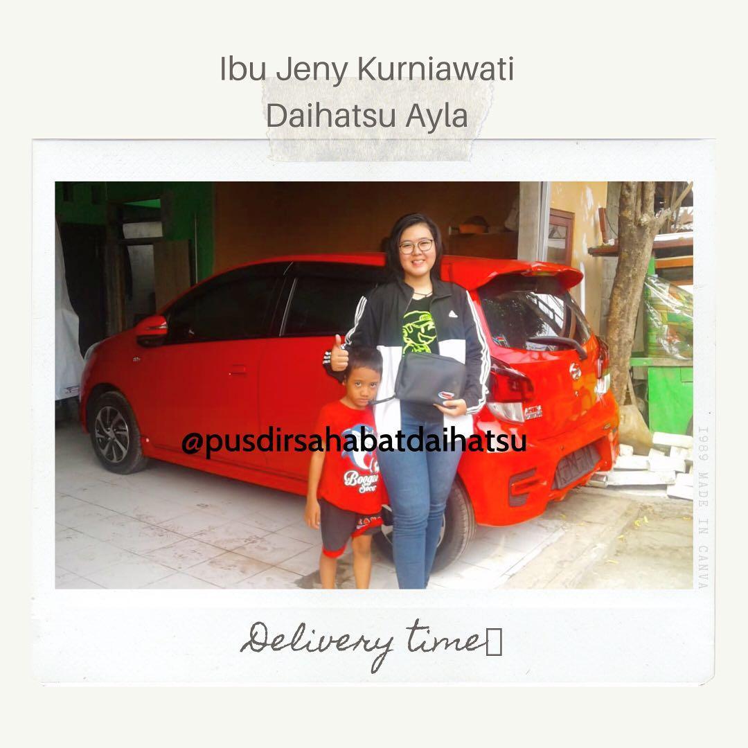 ANGSURAN RINGAN Daihatsu Ayla mulai 2,5 jutaan. Daihatsu Fatmawati