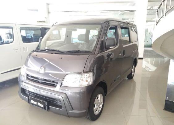 ANGSURAN RINGAN Daihatsu Granmax Minibus mulai 4 jutaan. Daihatsu Fatmawati