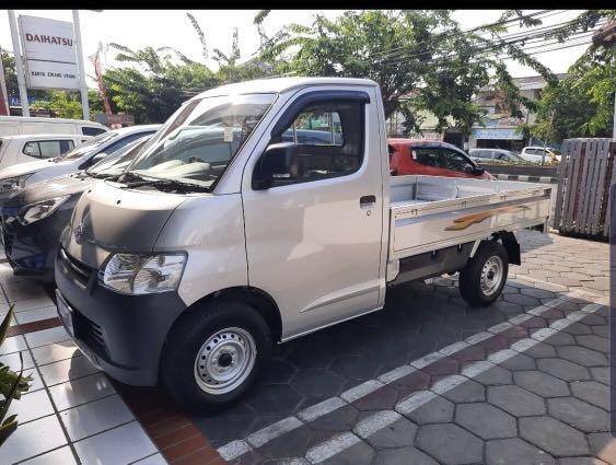 ANGSURAN RINGAN Daihatsu Pick Up mulai 3 jutaan. Daihatsu Fatmawati