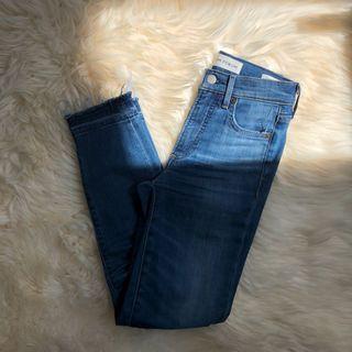 Aritzia Denim Forum Nico Crop Jeans