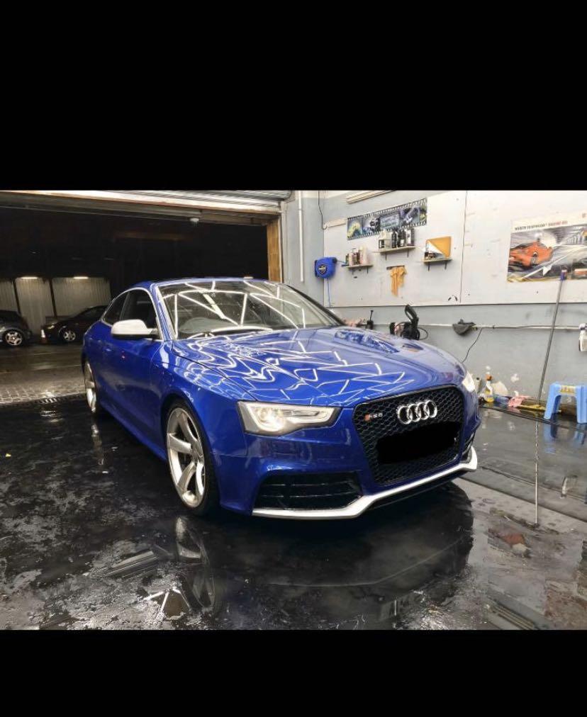 Audi RS5 4.2 FSI quattro S tronic (A)