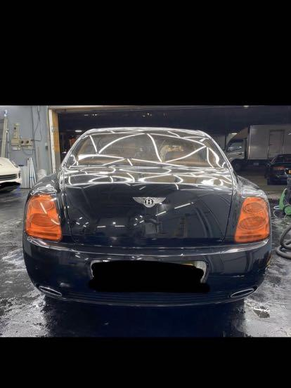 Bentley Flying Spur V8 (A)
