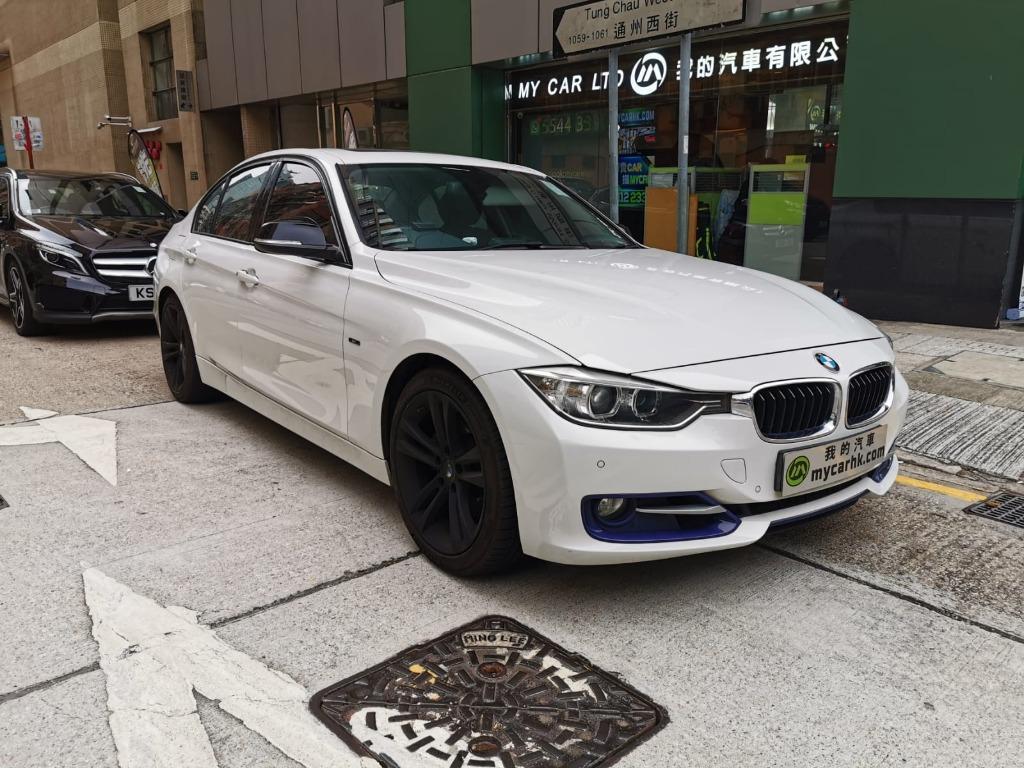 BMW 328i Sedan (A)