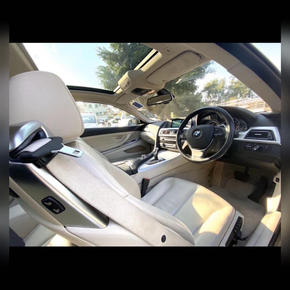 BMW 640i Coupe (A)