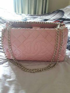 Chanel original leather