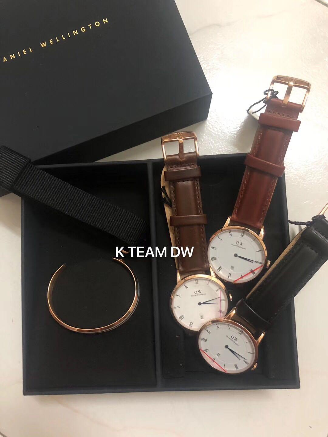 ❗️Daniel wellington watch  big sales ❗️ALL brand new original and ready stock😍( all model available)come pm
