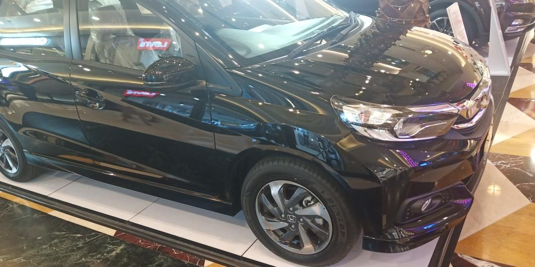 Honda Mobilio E cvt, Promo Mudik Free saldo Etoll 500rb , dan msh byk lainnya..
