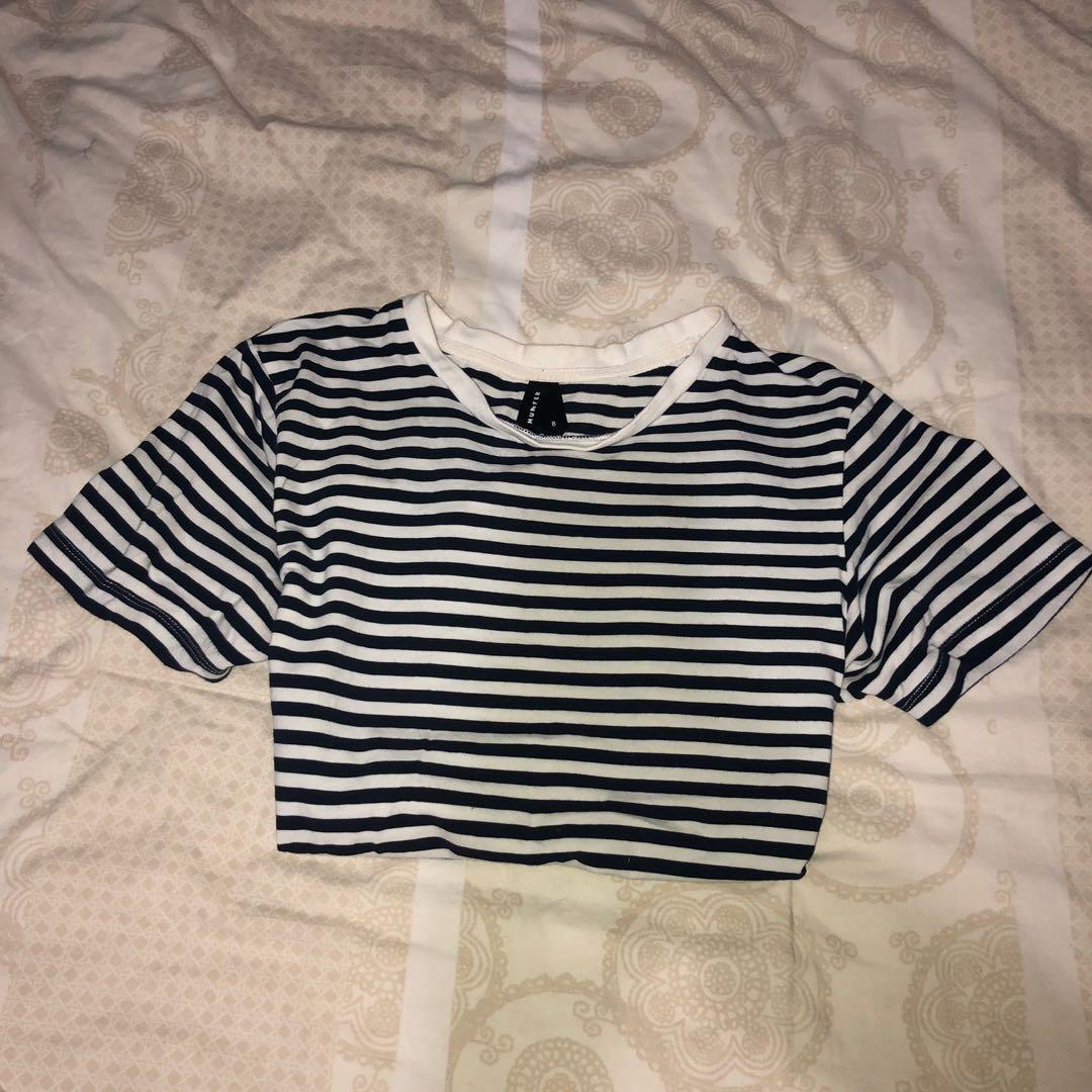 Huffer stripe tshirt
