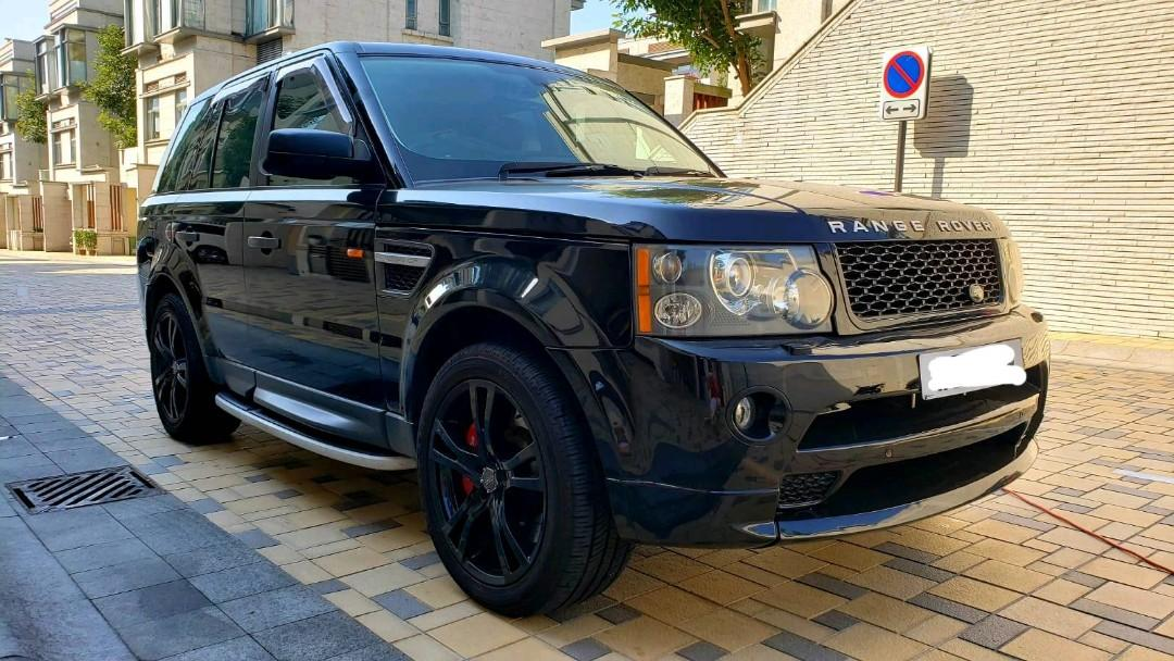 Land Rover Range Rover Sport 4.2 L Supercharged Auto