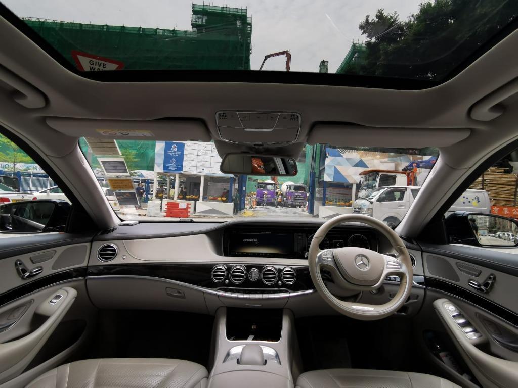 Mercedes-Benz S400L 3.5L (A)