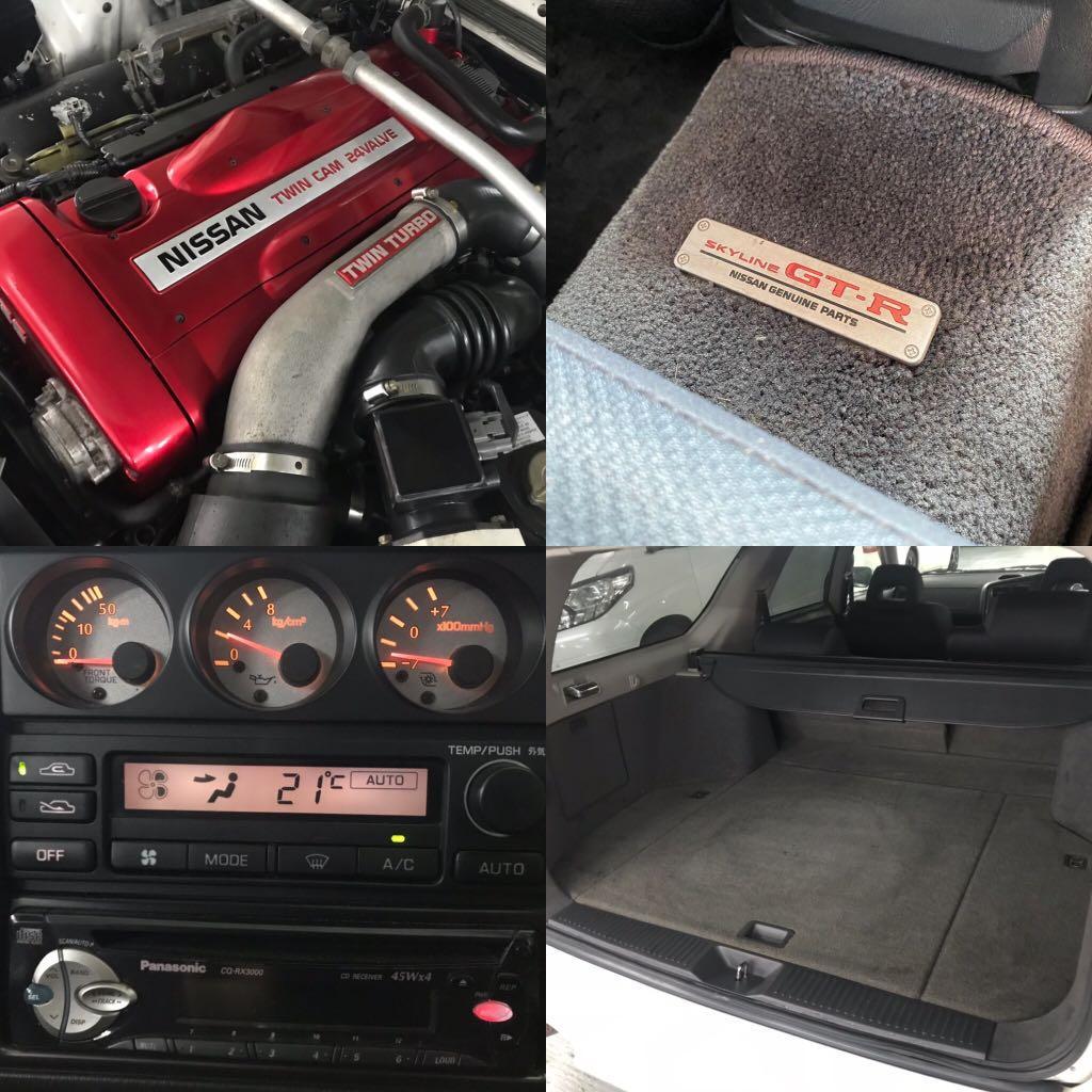 Nissan Stagea 260RS Autech Version Manual