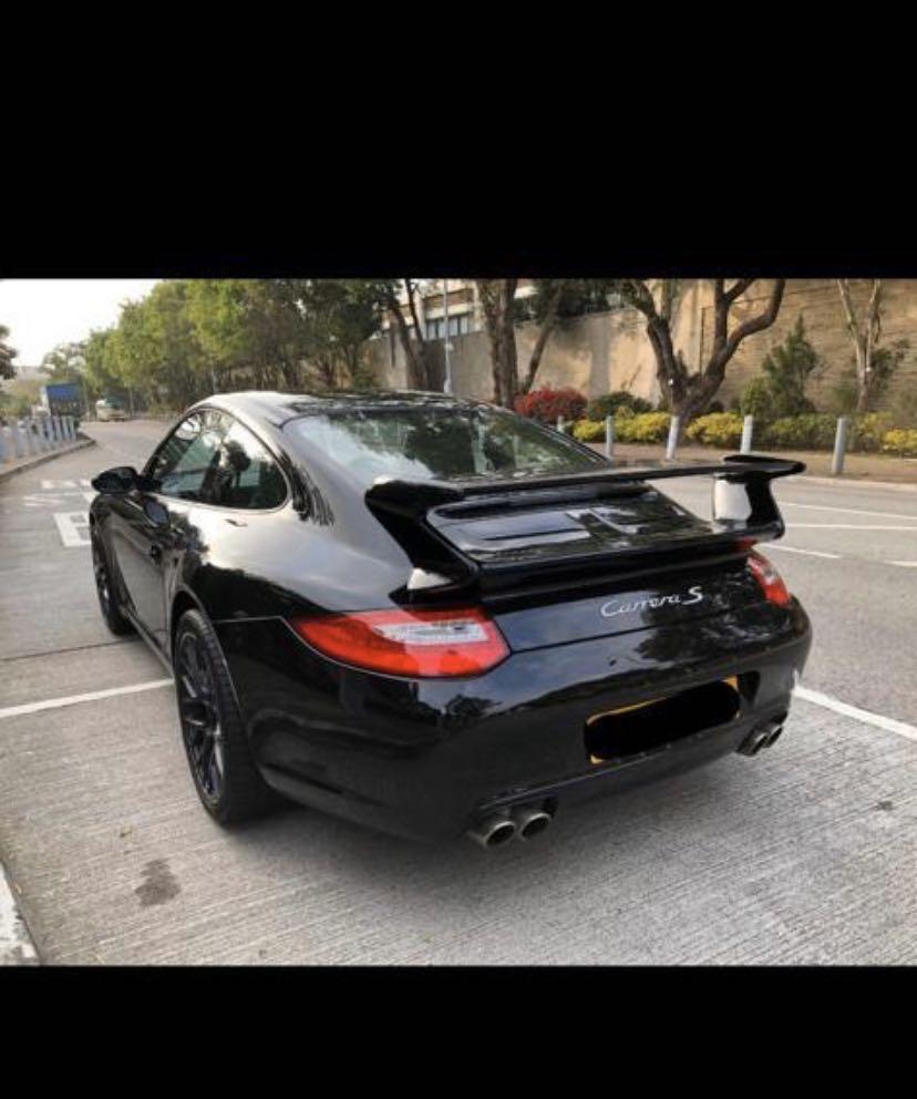 Porsche Carrera 3.8 S PDK (M)