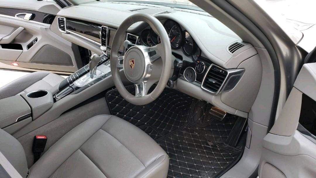 Porsche Panamera 3.6 Auto