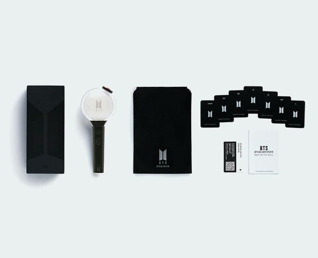 [PREORDER] BTS OFFICIAL LIGHTSTICK SPECIAL EDITION