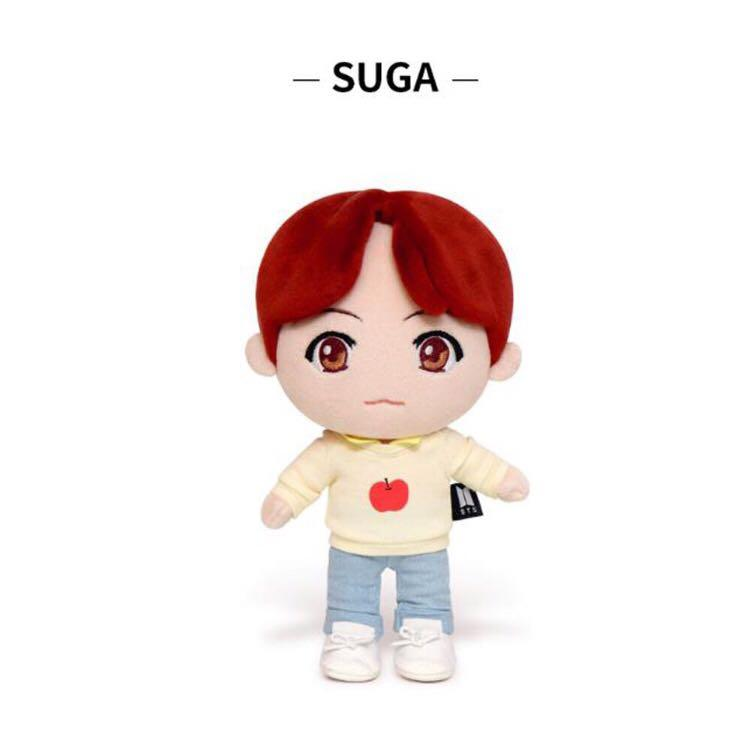 (READY-STOCK) BTS Official Plush Character Toy/Doll