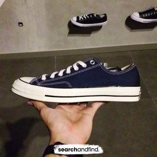 Sepatu Converse CT 70s Low Navy