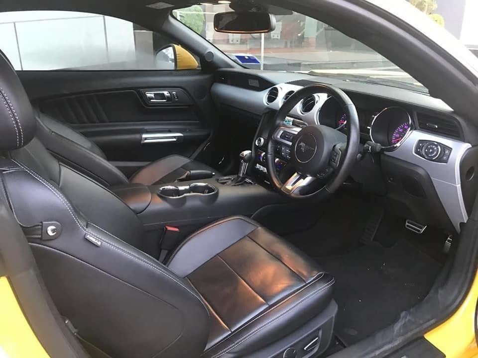 SEWA BELI BERDEPOSIT>>Ford Mustang Ecoboost 2.3  2016/2019