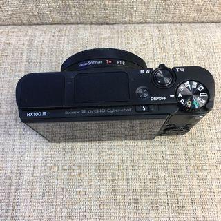 Sony RX-100 Mark III RX100 M3 DSC-RX100M3