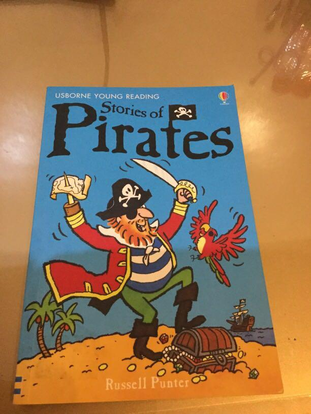 Stories Of Pirates by Russel Punter and Marie Antoinette by Katie Daynes, Illustrated by Nilesh Mistry