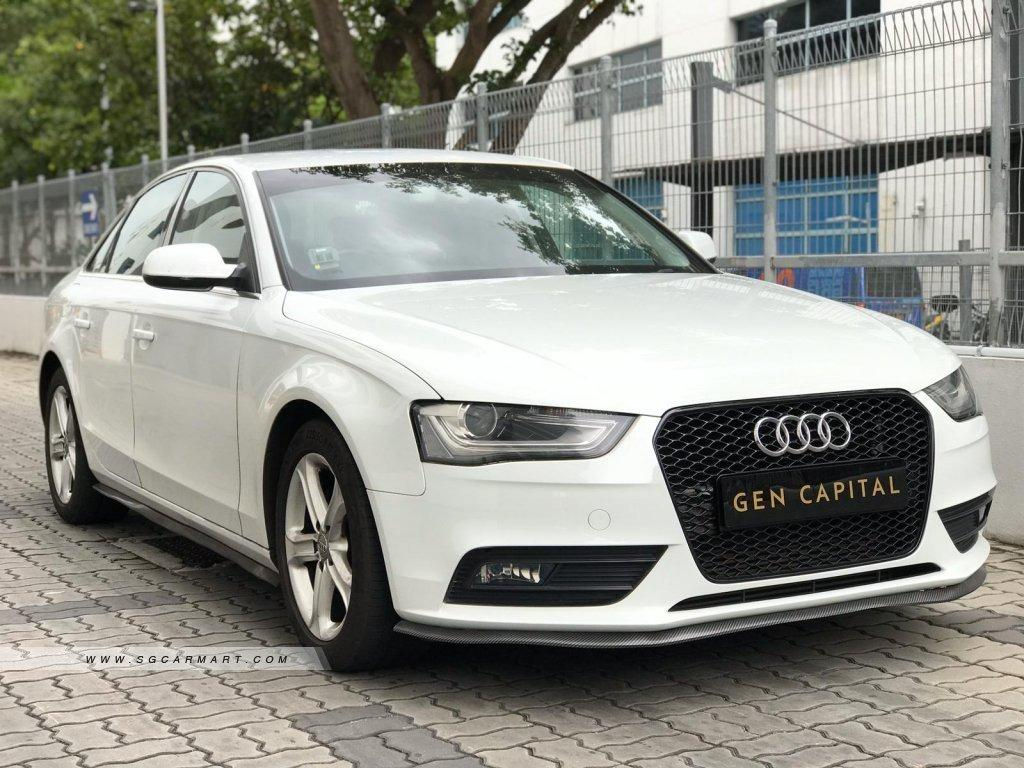 Audi A4 JUST IN! SUPERB CONDITION, CHEAPEST RENTAL WITH 50% OFF DURING CIRCUIT BREAKER, Hurry Whatsapp 8188 8616 and grab your dream car now!!