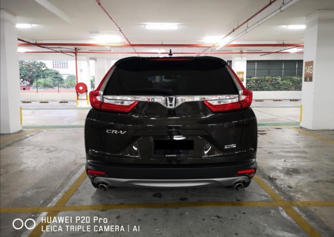 Car Rental Shah Alam Klang - Honda CRV  1.5 TC 2019