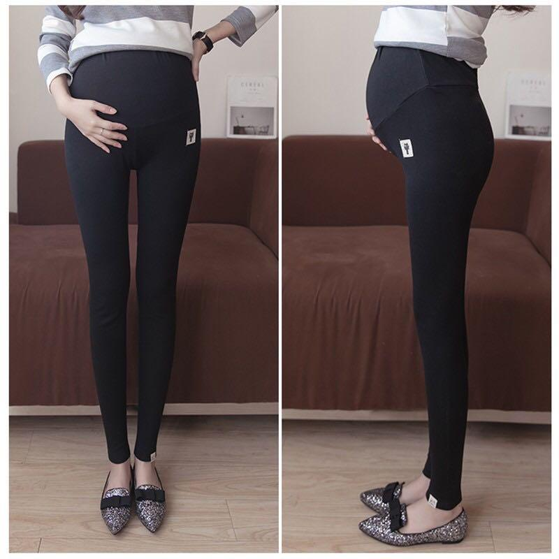 Celana Panjang Legging Wanita Untuk Ibu Hamil Women S Fashion Women S Clothes Bottoms On Carousell