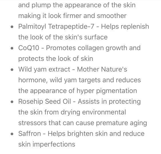 Elizabeth Grant Supreme Cell Vitality Saffron&Rose Hip rejuvenating mask 50 ml